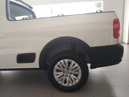 volkswagen saveiro robust 2020 starline ac mt