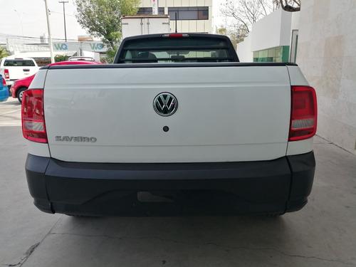 volkswagen saveiro starline cab sencilla 2018