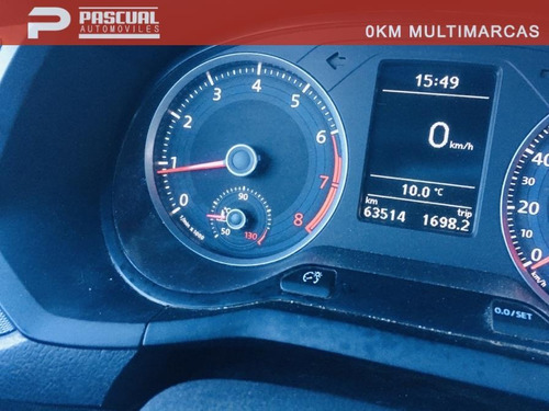 volkswagen saveiro trendline doble cabina 2018 impecable!