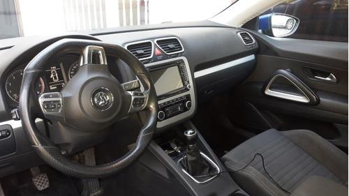 volkswagen scirocco 1.4 tsi 160cv 2013