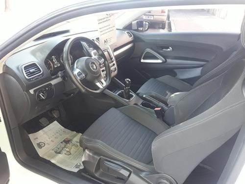 volkswagen scirocco 1.4 tsi 160cv 2015