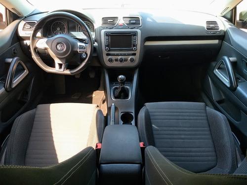 volkswagen scirocco 1.4 tsi  2013 gpdevoto