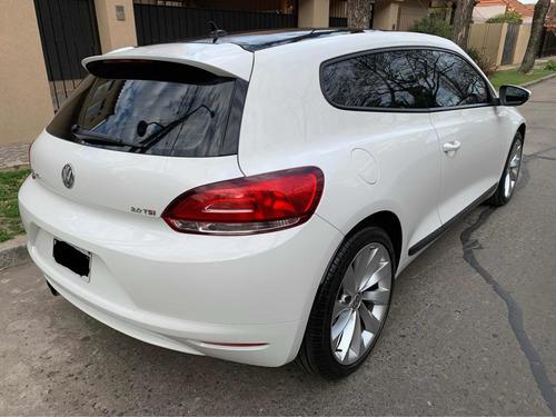 volkswagen scirocco 2.0 tsi 211cv 2012 , 2000 km reales !!!