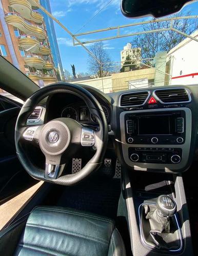 volkswagen scirocco 2.0 tsi 211cv 2012