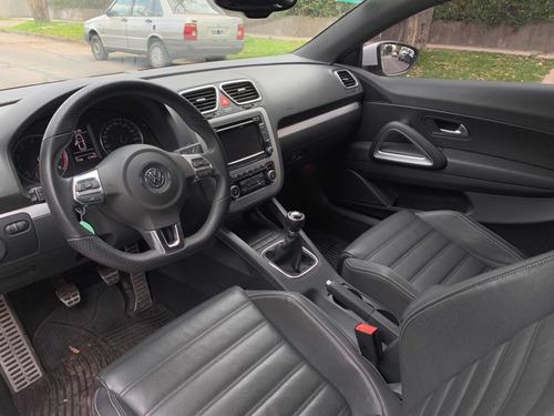 volkswagen scirocco 2.0 tsi 211cv 2012 el mejor del pais
