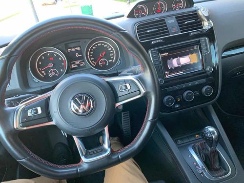 volkswagen scirocco 2.0 tsi 211cv dsg 2017 garage exclusivo