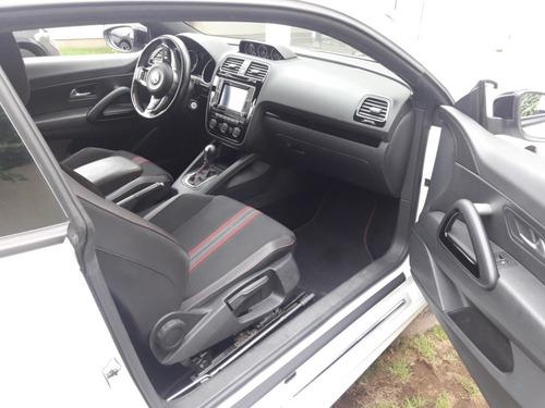 volkswagen scirocco 2.0 tsi gts 211cv dsg 2017