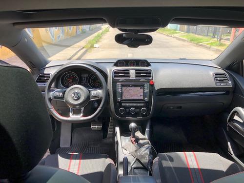 volkswagen scirocco 2.0 tsi gts 211cv dsg