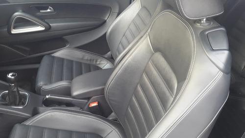 volkswagen scirocco 2.0 tsi impecable permuto financio