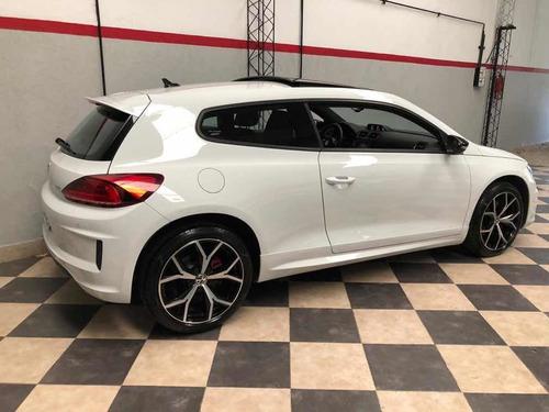volkswagen scirocco 2018 2.0 tsi gts 211cv dsg