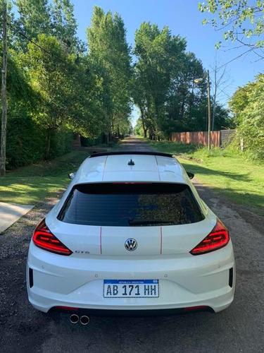 volkswagen scirocco gts 2.0 tsi 211cv dsg