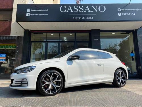 volkswagen scirocco gts 2.0 tsi dsg 2017 cassano automobili