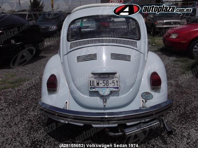 Volkswagen Sedan 1973 - $ 68,000 en Mercado Libre