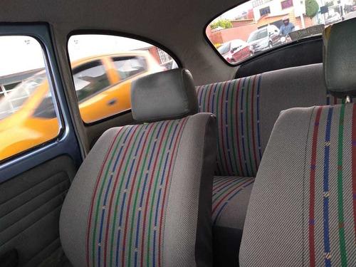 volkswagen sedan 1992 azul