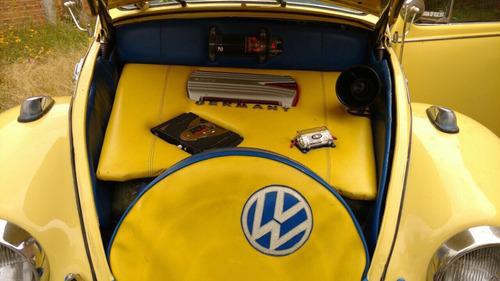 volkswagen sedan vocho 1991 std sonido rines deportivos