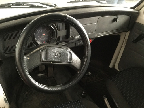 volkswagen sedan vocho std 4 vel 1990