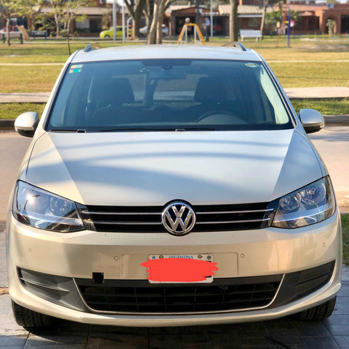 volkswagen sharan 1.4 comfortline tsi bluemotion 6mt 2012