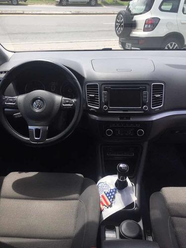 volkswagen sharan 1.4 manual 7 asientos doble portón