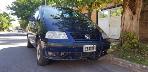 volkswagen sharan 1.8 t comfortline 2001