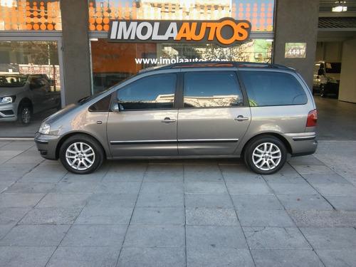 volkswagen sharan 1.8t at blindada 2010 imolaautos-