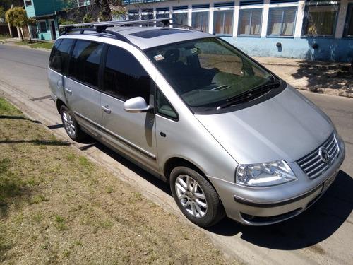 volkswagen sharan 1.9 tdi automática