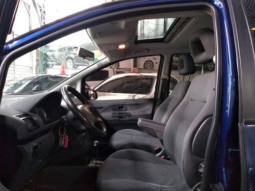 volkswagen sharan 1.9 tdi tip cuero 2009 - juan manuel autos