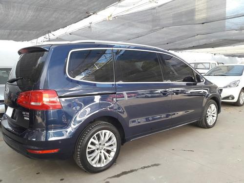 volkswagen sharan 2.0 highline tsi 200cv dsg 2013