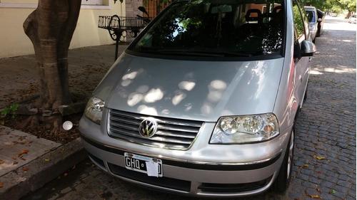 volkswagen sharan 2007
