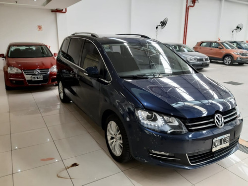 volkswagen sharan highline 2.0 2014 d colores a1