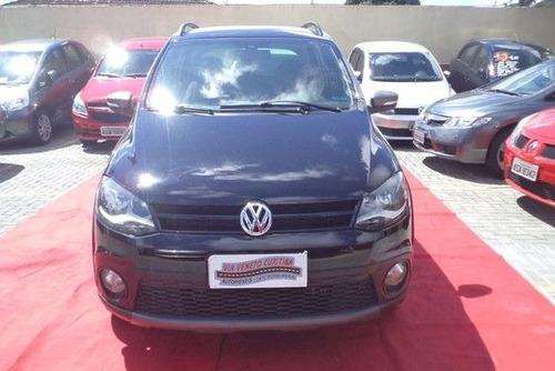 volkswagen space cross 1.6 8v 2012 preto flex