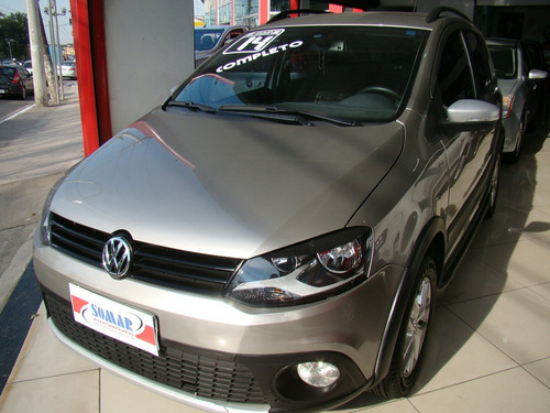 volkswagen space cross 1.6 total flex 4p 2014
