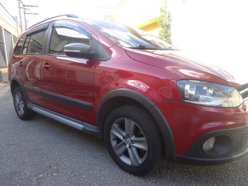 volkswagen space cross 1.6 total flex i-motion 5p