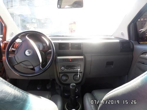 volkswagen space fox 2009