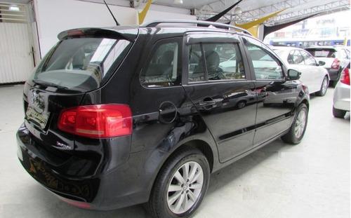 volkswagen spacefox 1.6 mi 8v flex 4p automatizado 2010/2011