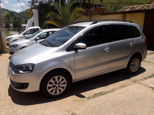 volkswagen spacefox 1.6 mi 8v flex 4p manual