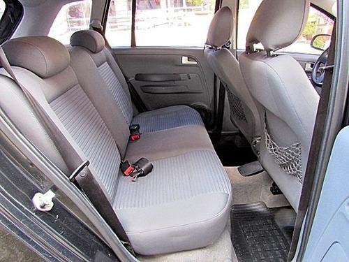 volkswagen spacefox 1.6 mi comfortline 8v flex 4p manual