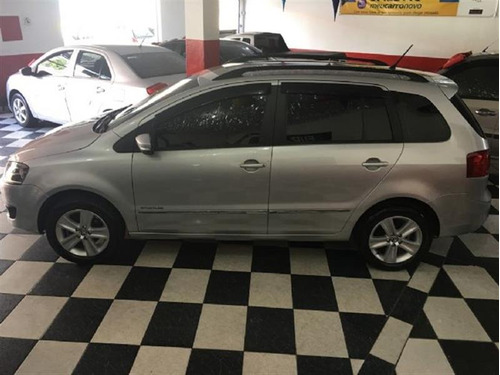 volkswagen spacefox 1.6 mi sportline 8v flex 4p manual 2010/