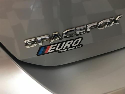 volkswagen spacefox 1.6 mi sportline 8v flex 4p manual 2010/
