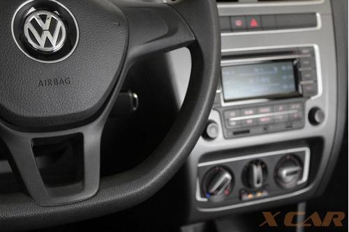 volkswagen spacefox 1.6 msi comfortline 8v flex 4p