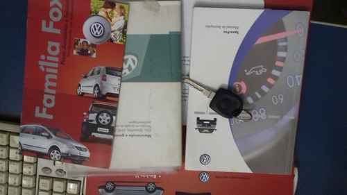 volkswagen spacefox 1.6 plus total flex 5p-ac. trocas leia*