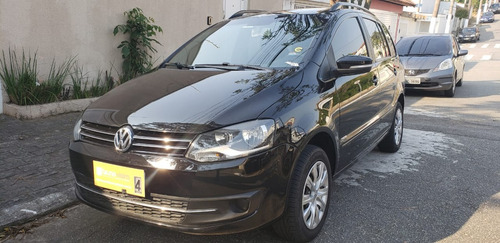 volkswagen spacefox 1.6 trend total flex 5p, impecável!!