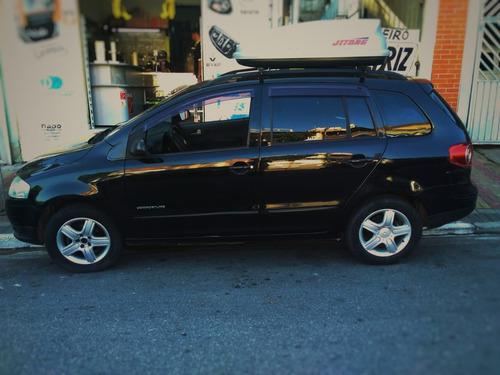 volkswagen spacefox comfortline  2007 completo 2º dono