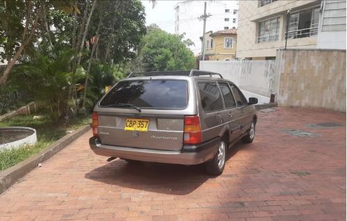 volkswagen station wagon para la familia totalmente restaura
