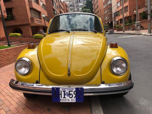 volkswagen super beetle 1973