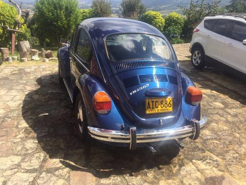 volkswagen super beetle modelo 73 muy buen estado