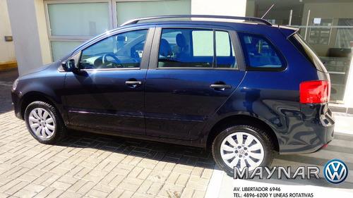 volkswagen suran 0km financiada entrega inmediata m