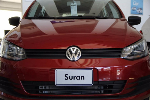 volkswagen suran 1.6 0 km 2017 entrega inmediata tasa 0 %(mr