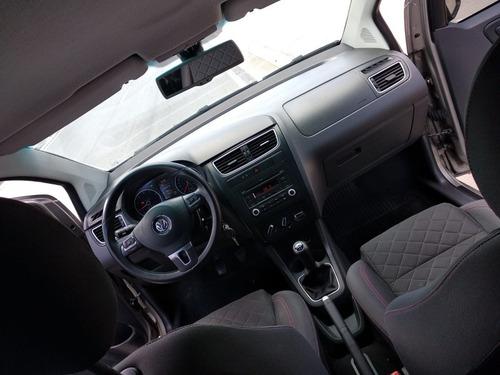 volkswagen suran 1.6 comfortline 101cv 2013