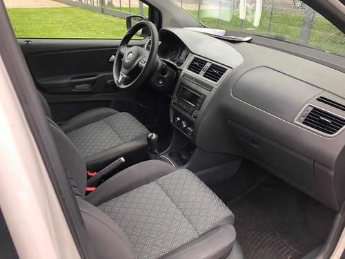 volkswagen suran 1.6 comfortline 101cv 2015