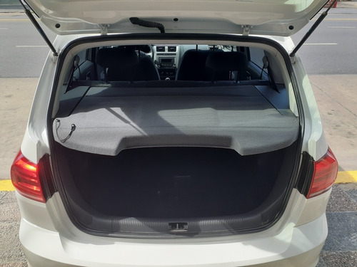 volkswagen suran 1.6 comfortline 2017 blanco excelente rural